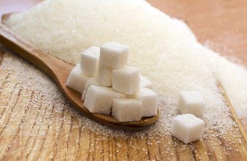 pierdere în greutate zahăr rafinat)