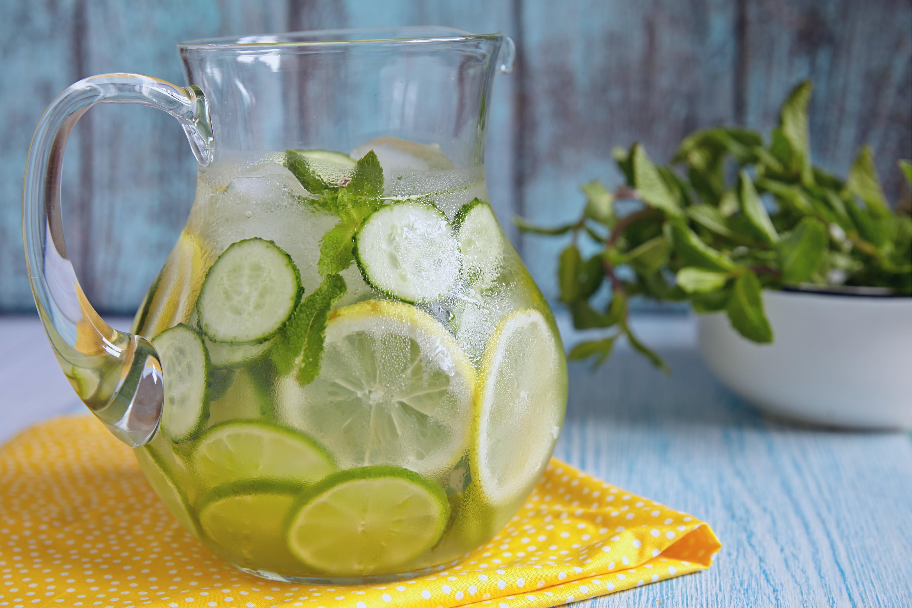 băuturi diy pentru a te face să slăbești