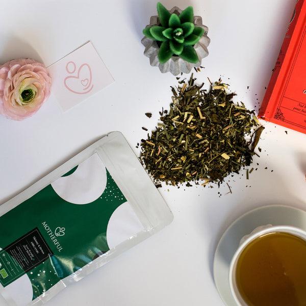 Skinny&Detox - Ceai pentru pierderea în greutate după naștere