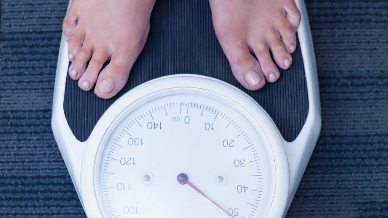 pierderea în greutate din cauza bolii)