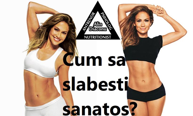 cum să slăbești natural și sănătos)