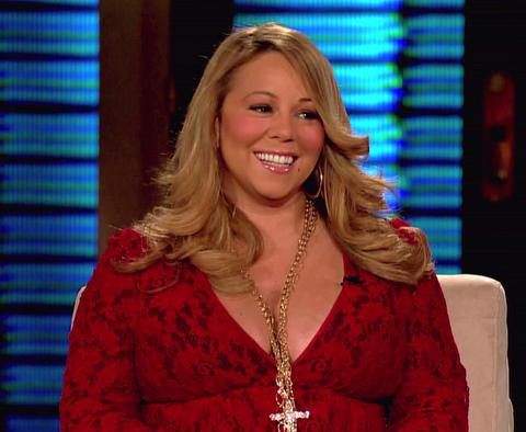 Secrete pentru a slabi, dezvaluite de Mariah Carey