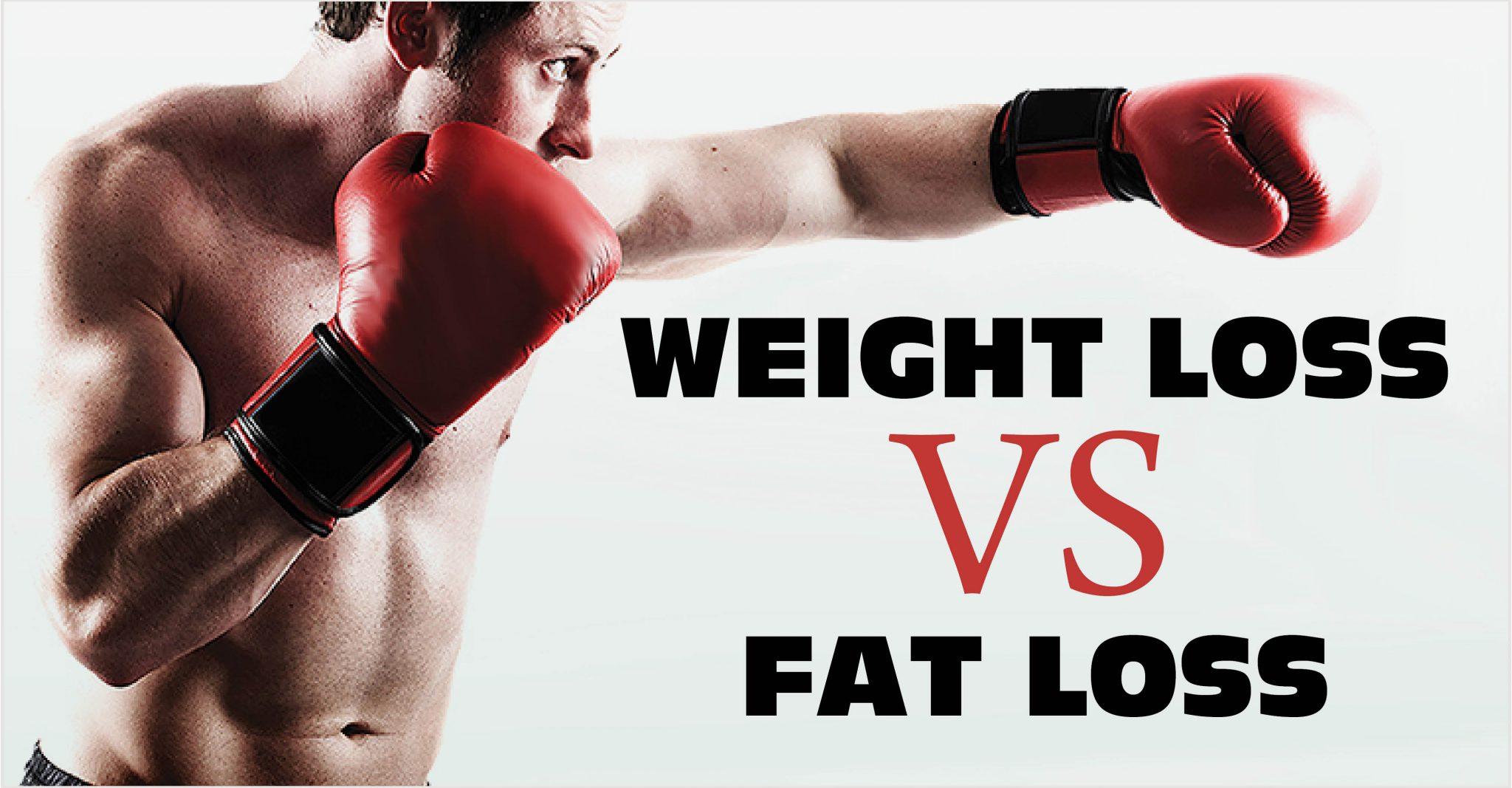 diferența dintre pierderea de inchi și pierderea în greutate