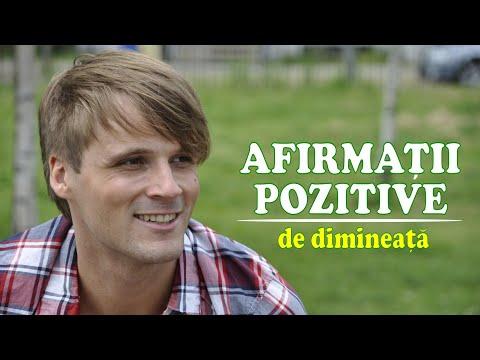 Afirmatii pozitive pentru viata ta – de ce functioneaza