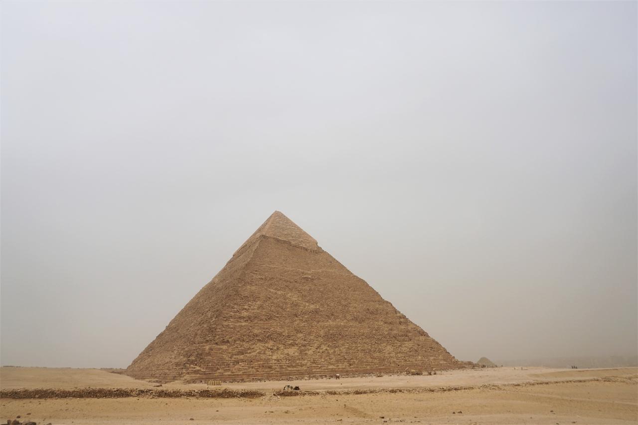 Compoziția pietrelor din piramida Cheops. Când a fost construită Piramida Cheopilor