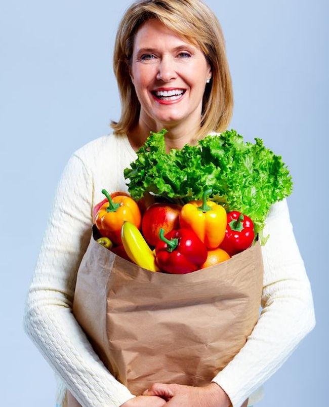 luptând să slăbească menopauză)