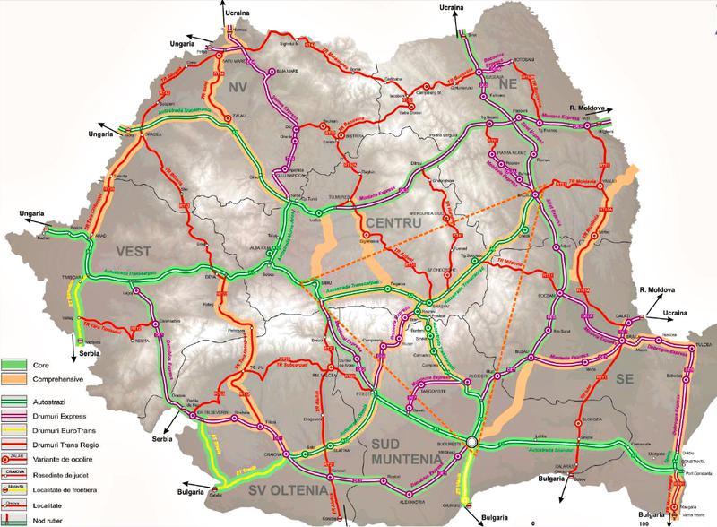 harta rutieră la pierderea în greutate)