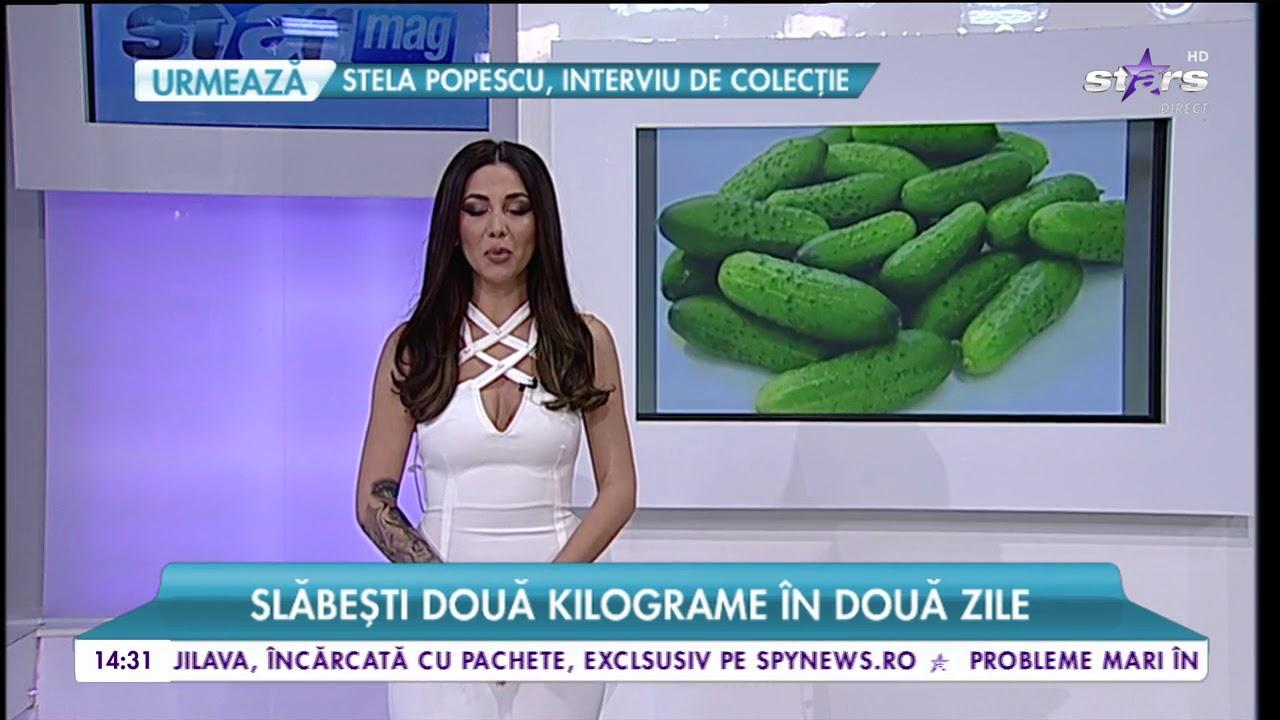 Dieta cu castravete: SLĂBEȘTI 2 kg în 2 ZILE - Antena Satelor