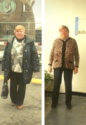 noi direcții povești de succes în pierderea în greutate