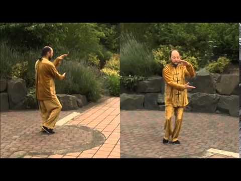 Flexibilitate corporală prin exerciţii Tai chi