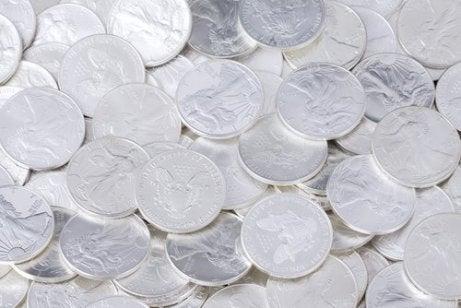 pierderea în greutate a argintului