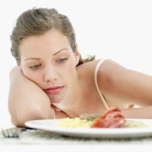 Pierderea în greutate a pierdut pofta de mâncare)