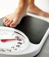 pierderea în greutate în timp
