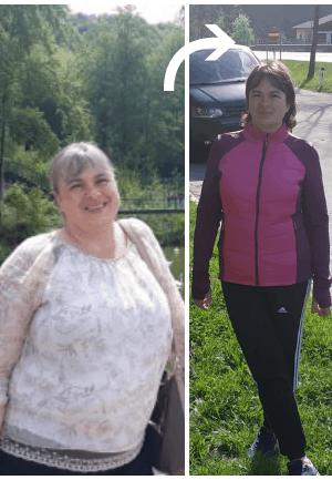 povești de succes cu pierderea în greutate mică)