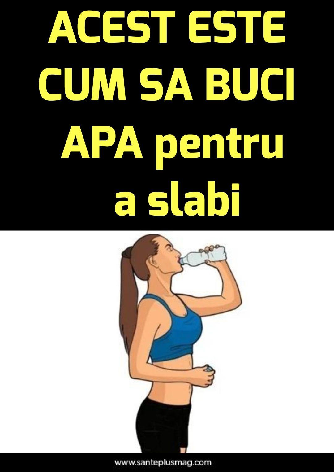 puteți observa pierderea în greutate)