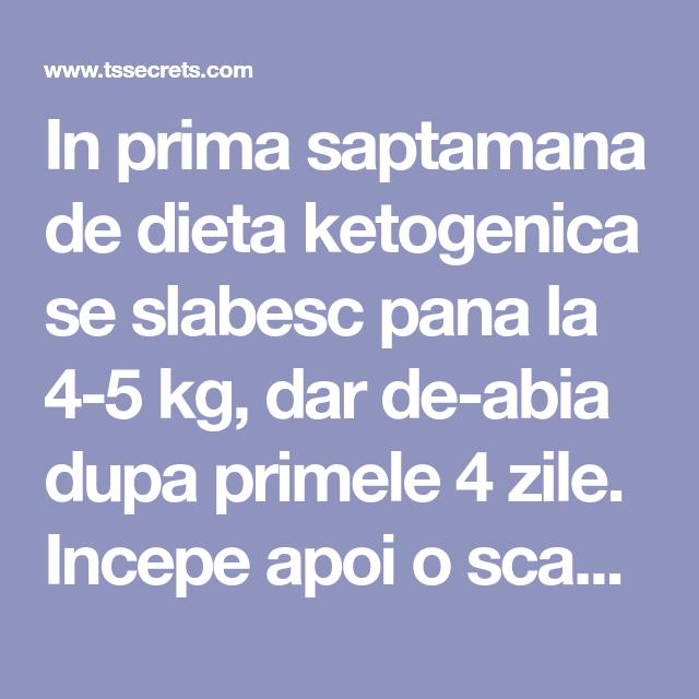scădere în greutate 5 luni)