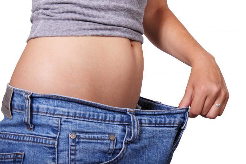 Pierderea în greutate agită plexul subțire în partea superioară a corpului