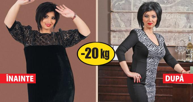 slabire 20 de kilograme)