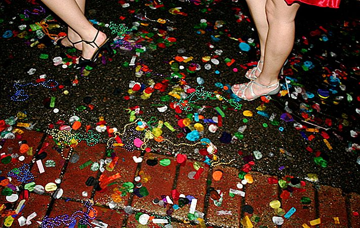Prima dată Mardi Gras: sfaturi de top pentru cea mai mare petrecere din New Orleans