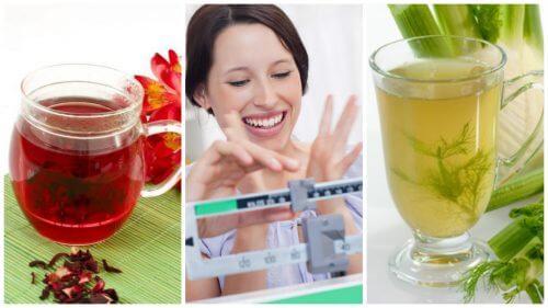 toate băuturile naturale de slăbit