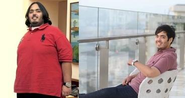 scădere în greutate anant ambani)