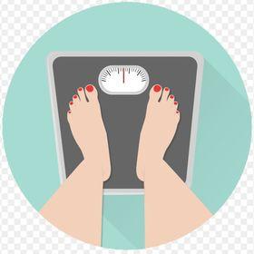 se poate pierde centimetri, dar nu greutate)