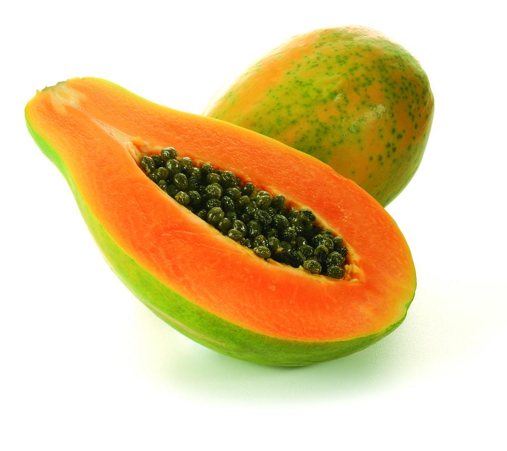 enzimele papaya te vor ajuta să slăbești